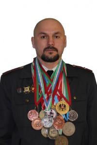 Демченко с наградами (бел. фон)