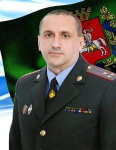 Серафимов А.В. полковник стенд