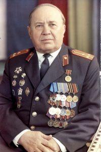 Жданов Александр Михайлович