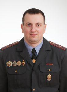 Начальник Поставского ОДО Д.А.Мисюк