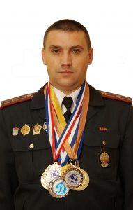 Редьков А. медали