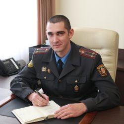 6 начальник отдела - подполковник милиции тихонов с.п.