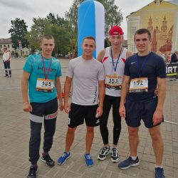 Полоцк марафон