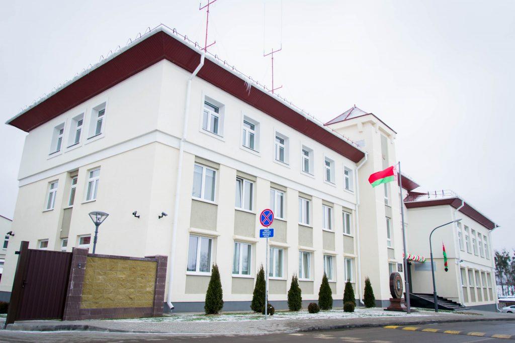 Октябрьский ОДО новое здание