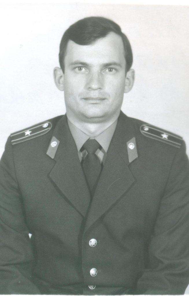 Карпенко ВладимирВладимирович подполк