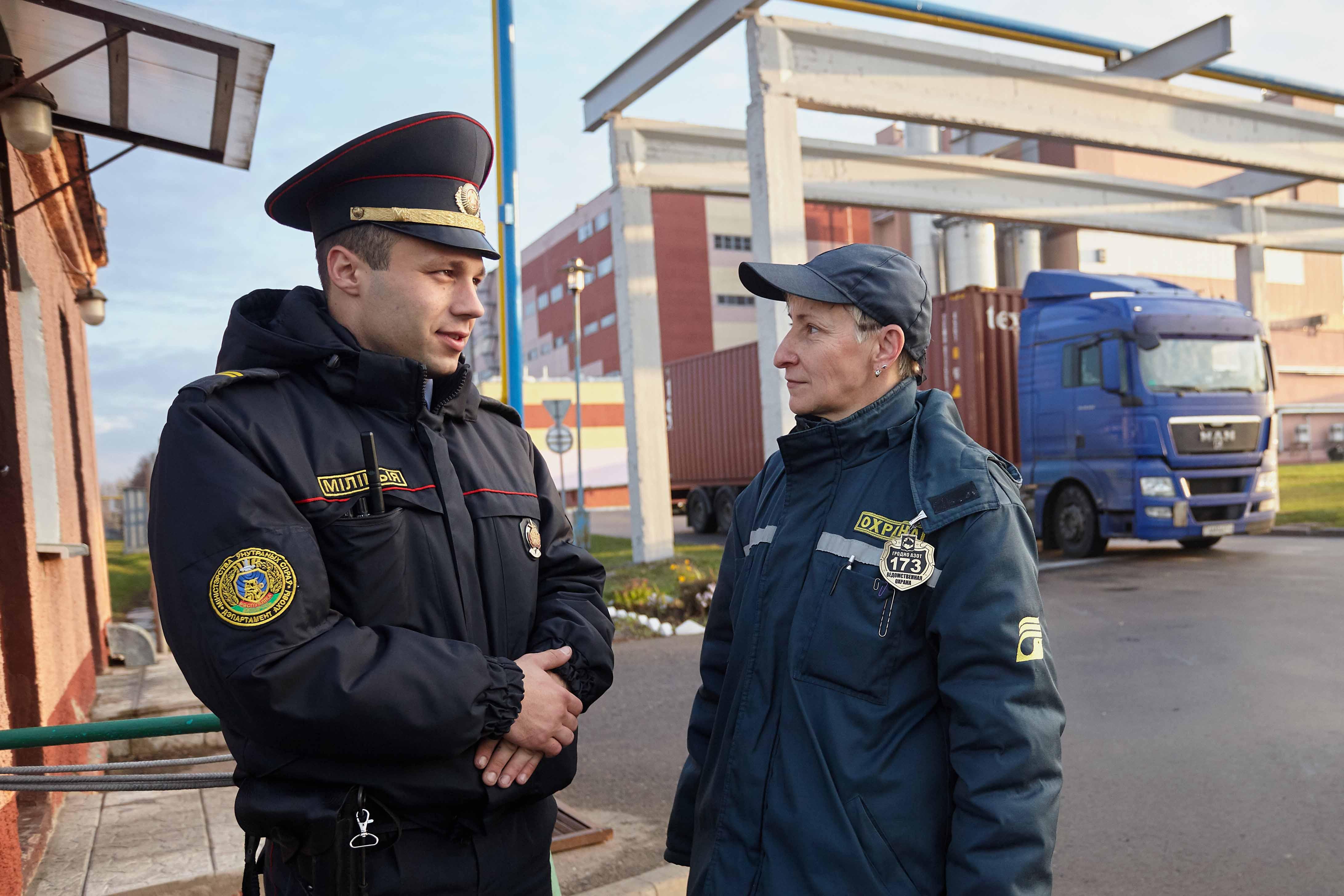 6. Милиция Беларуси - 1 ииииииииии