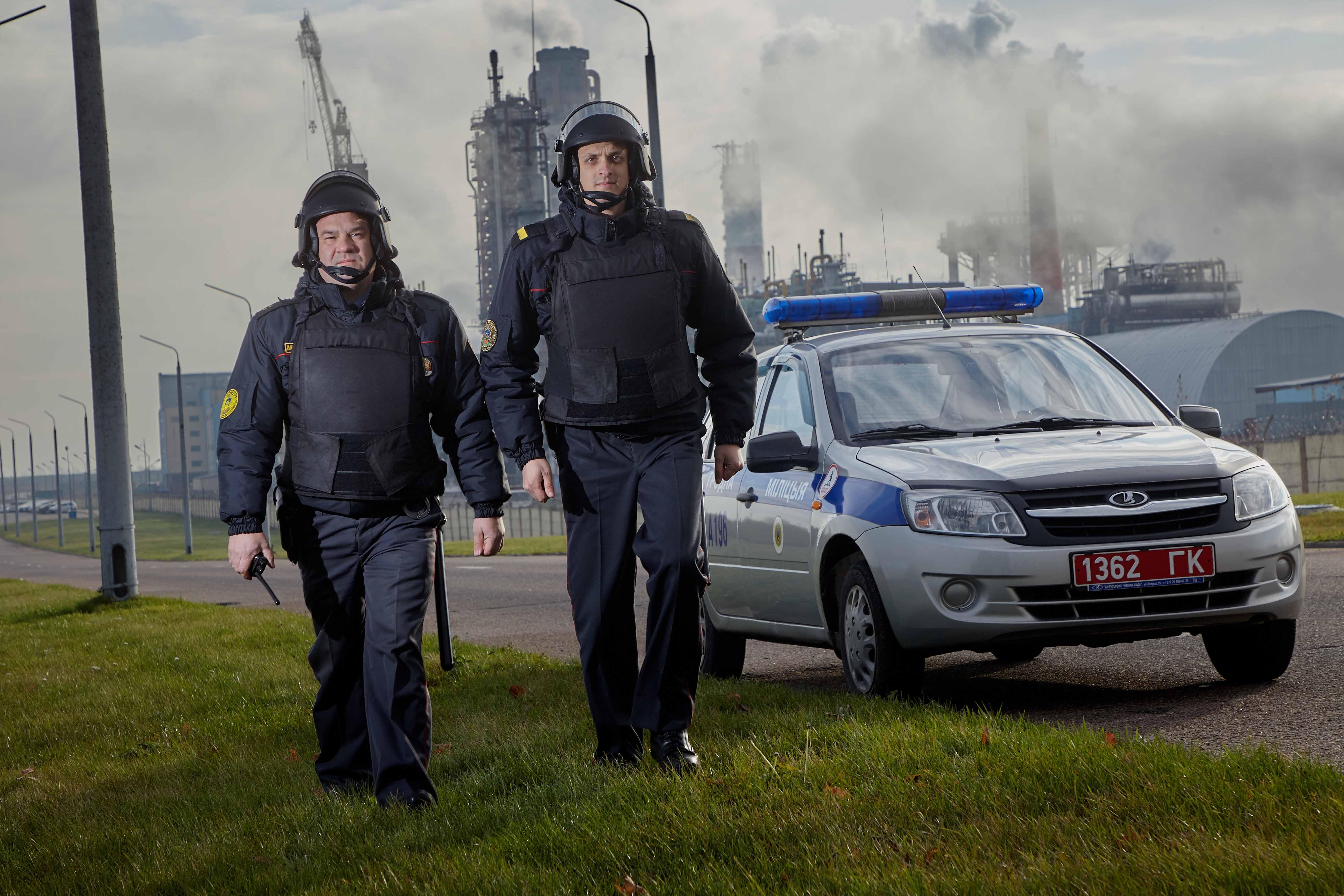 6. Милиция Беларуси - 7 иииии