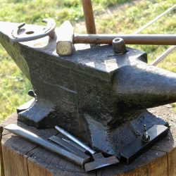 Blacksmith Tools Farrier Hammer Horseshoe Anvil