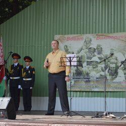 Говорушко на фестивале 15.09.18