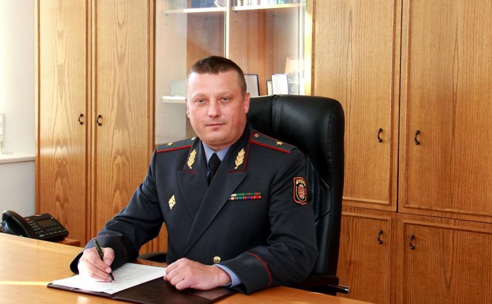 Генерал-майор милиции Хоменко С.Н.