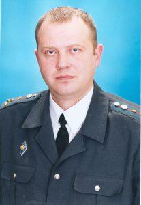 капитан милиции Борута Александр Александрович