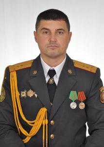 капитан милиции Гарус А.В.