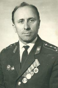 капитан милиции Житко Иван Андреевич