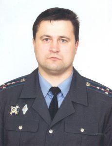 капитан милиции Кожуховский Леонид Ричардович