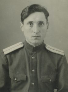 капитан милиции Онуфриенко Кирилл Никитич