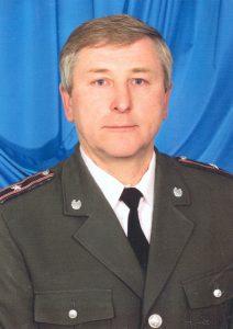 майор милиции Волковыцкий Сергей Иванович
