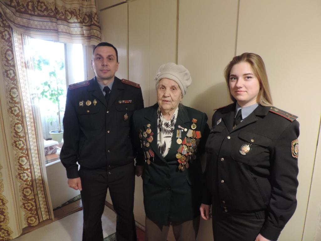 Московский поздравление ветерана