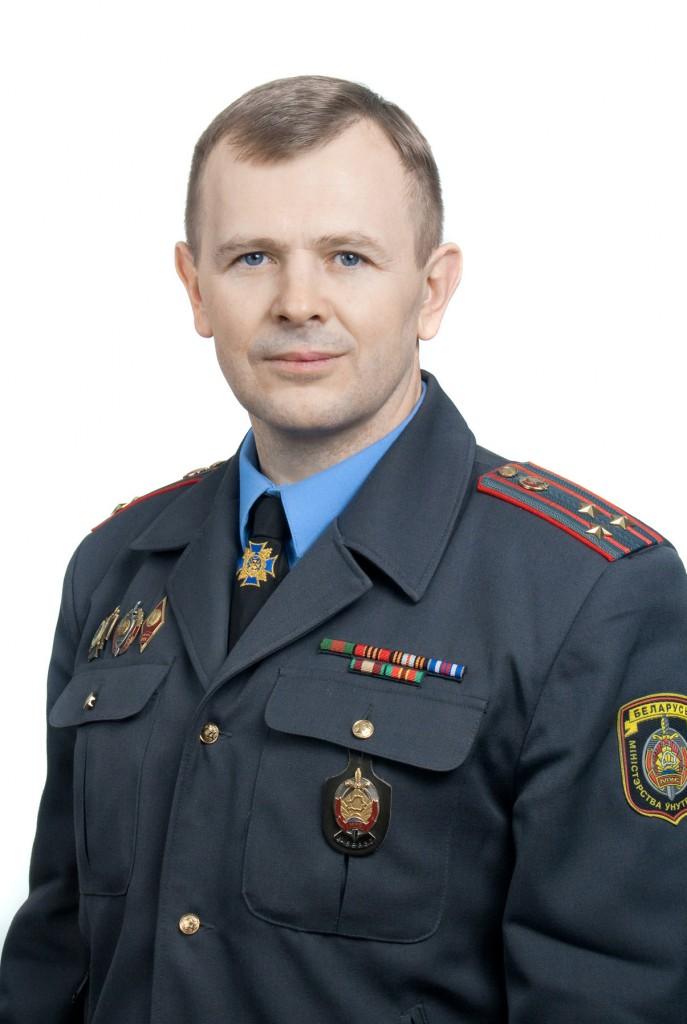 Трусевич И.И.-полковник