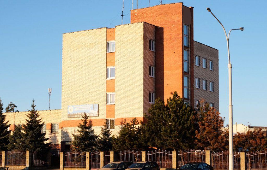 Заовдской здание