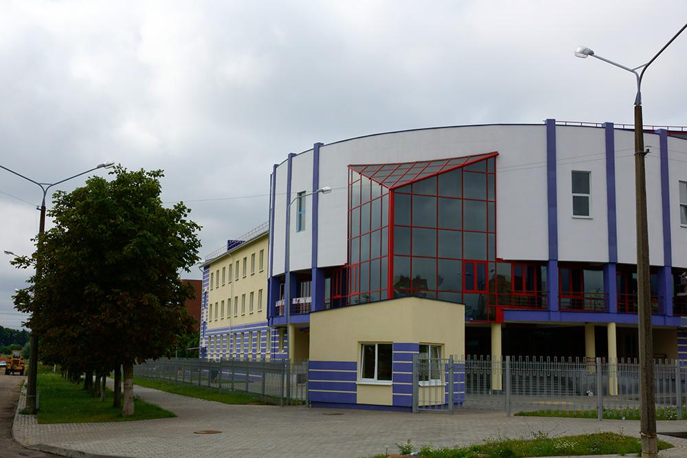 Октябрьский отдел