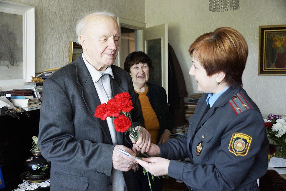 МГУ поздравление ветеранов