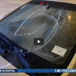 Screenshot_2021-02-22 Ради «хайпа» подросток запрыгнул на милицейское авто и разбил стекло Он задержан