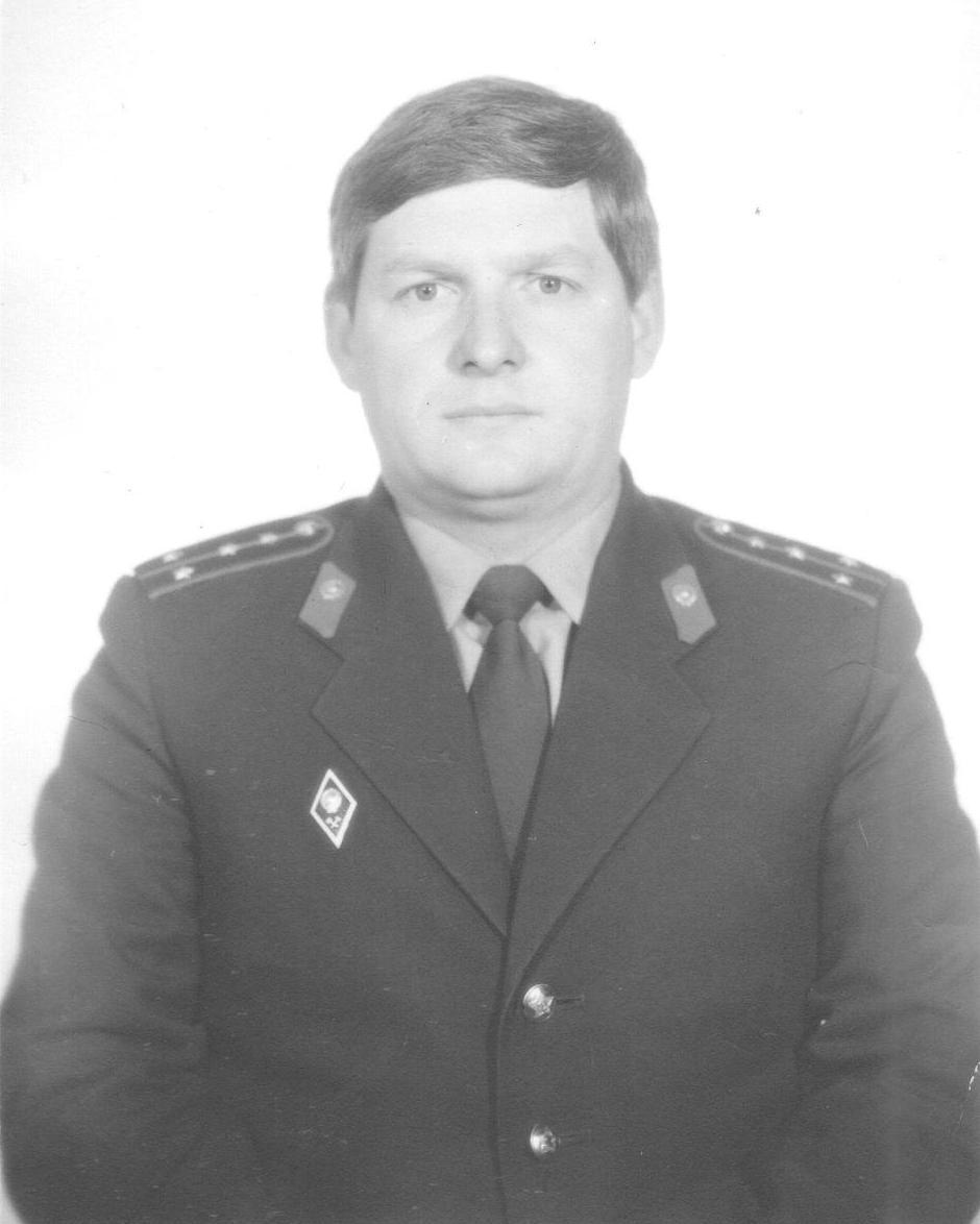 Блшенков В.А. 1980-е годы