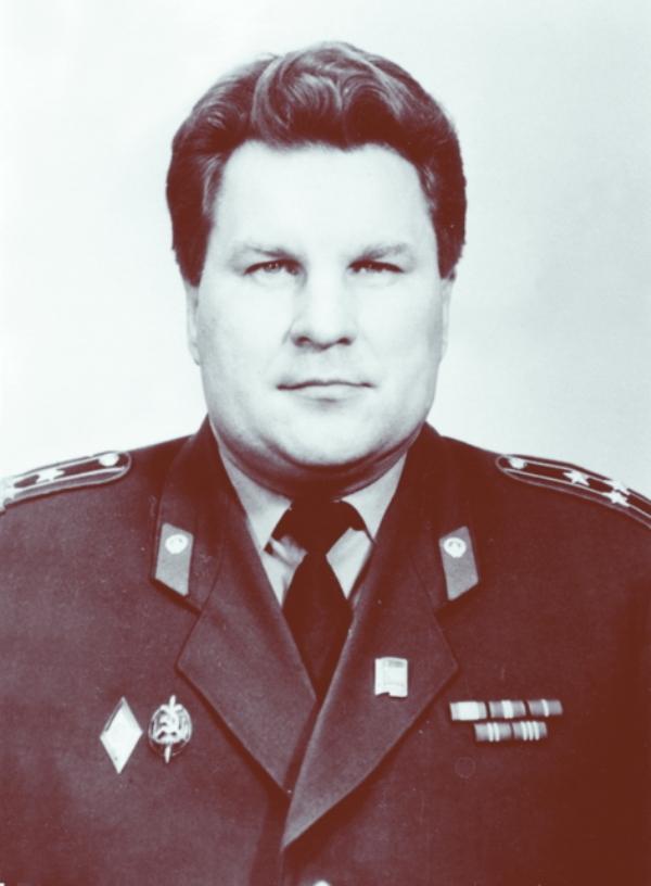 Алданов Б.В.