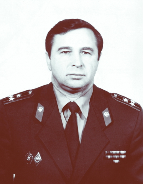 Левицкий Б.М.