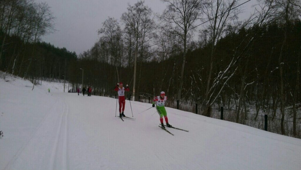 Лыжи 3