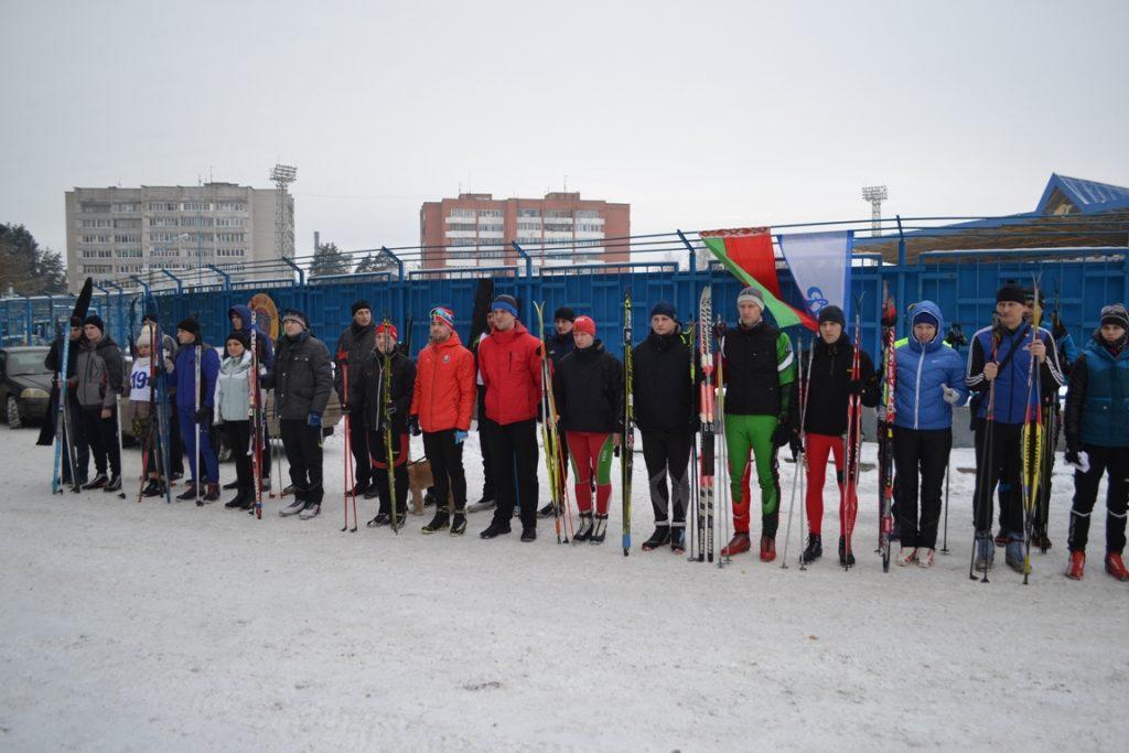 Лыжи 001