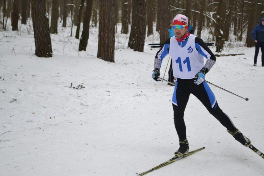 Лыжи 056