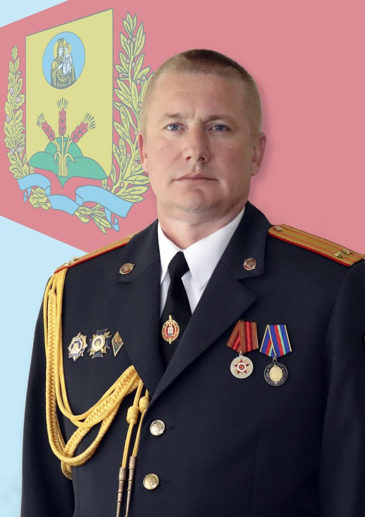 подполковник милиции Драчев И.И