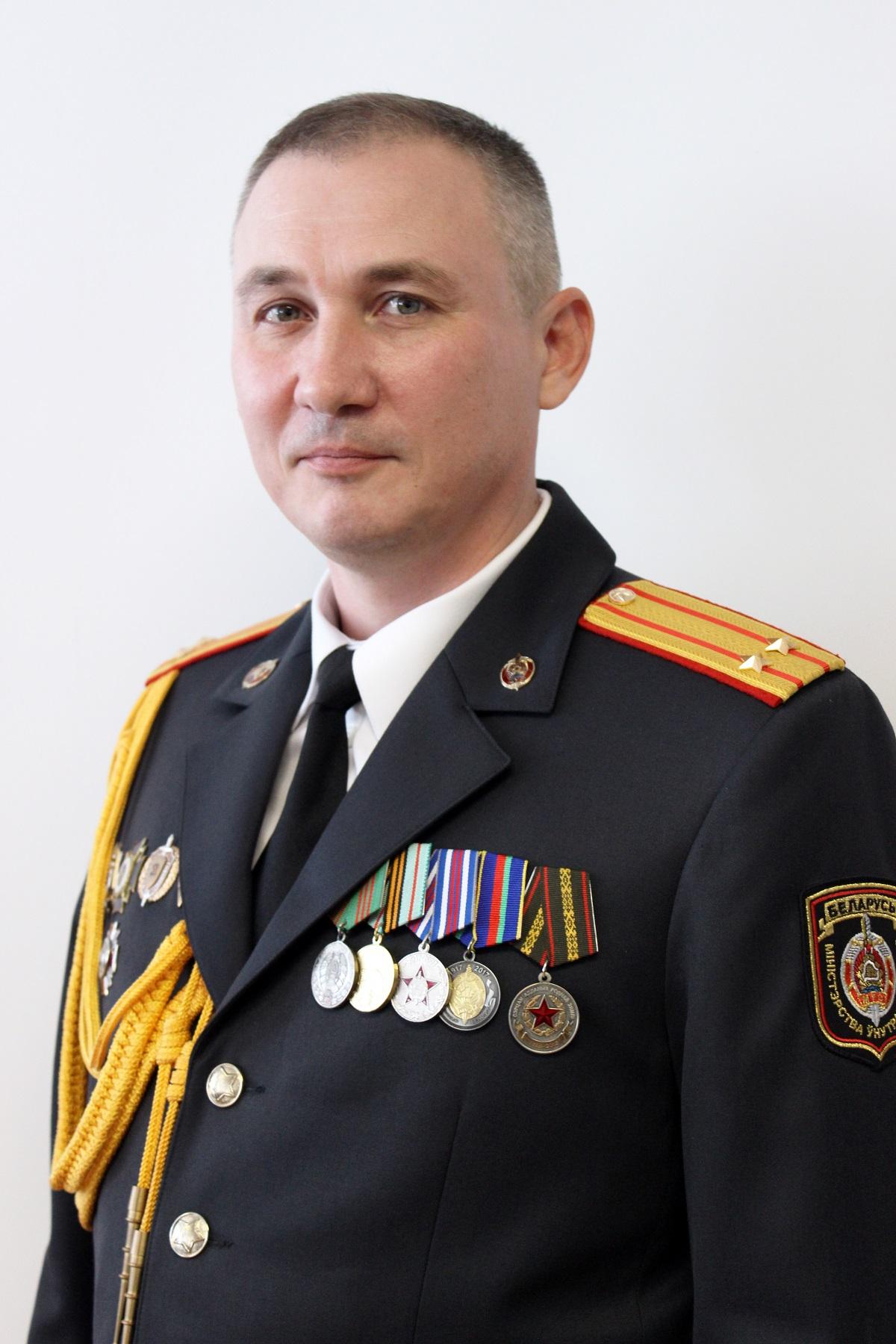 подполковник милиции Зайцев Юрий Викторович