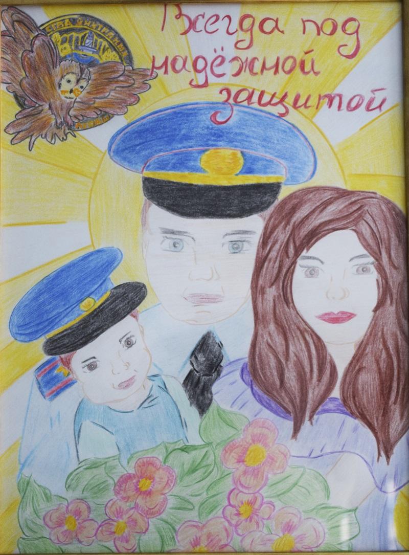 5. Рисунок участника конкурса