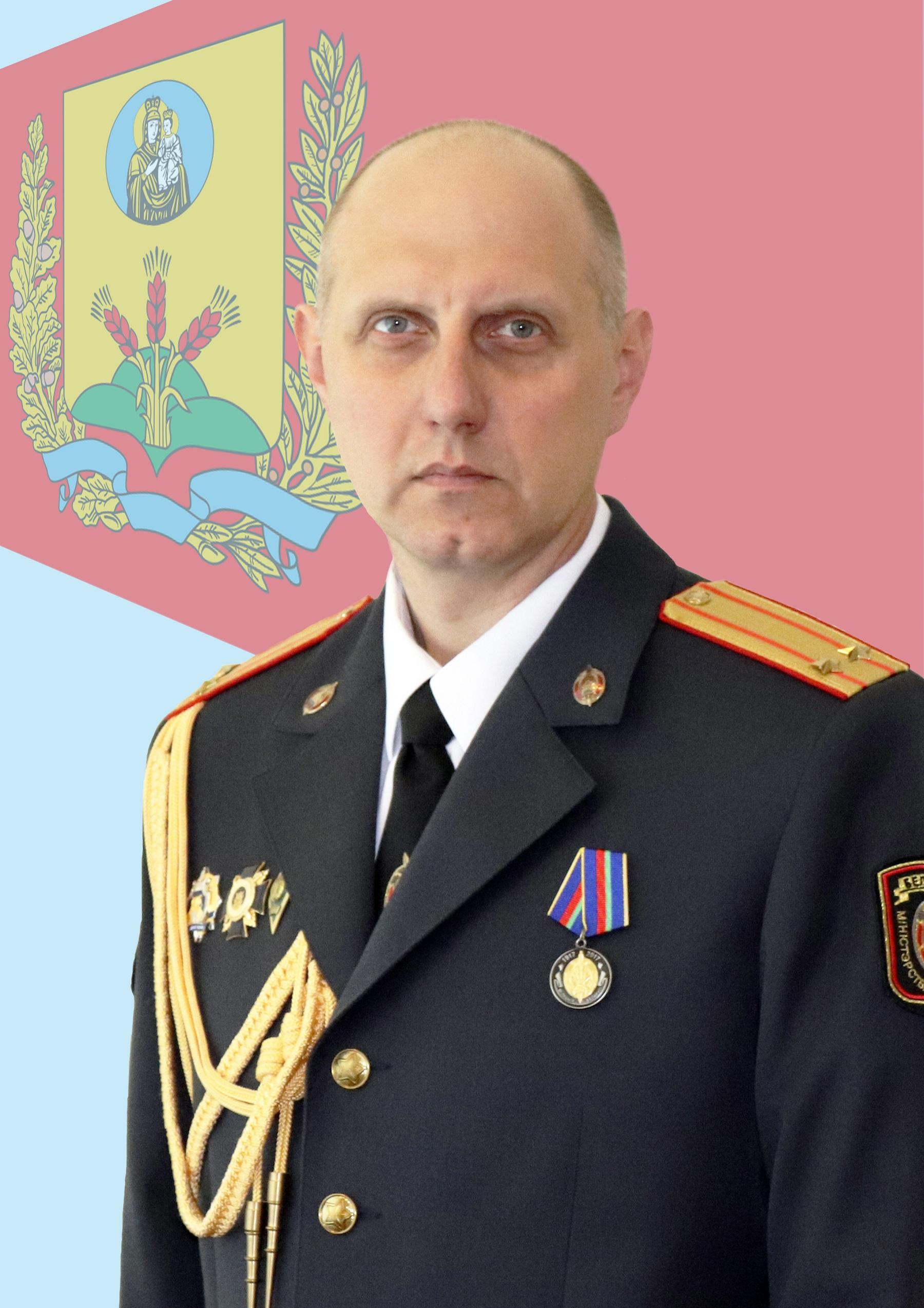 пп-к милиции Бондарев А.М.