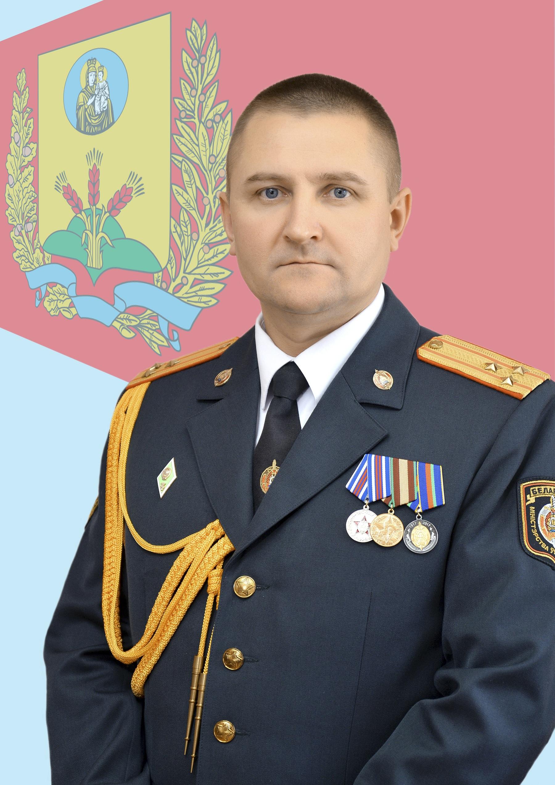 п-к милиции Васковский Д.Н.