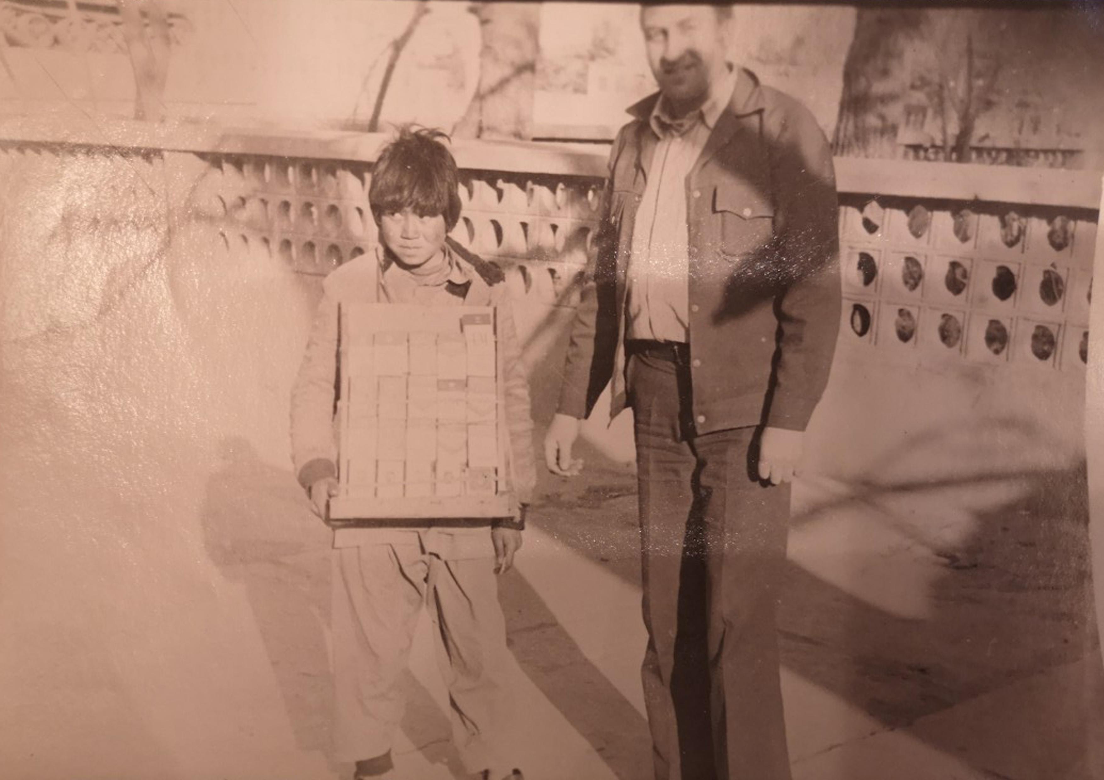 фото с мальчиком